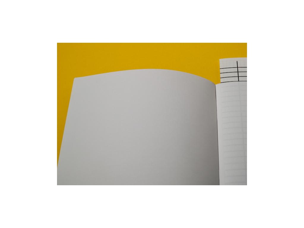 premium schulheft din a4 lineatur 20 blanco. Black Bedroom Furniture Sets. Home Design Ideas