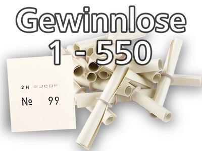 R/öllchenlose weiss Set 1-550